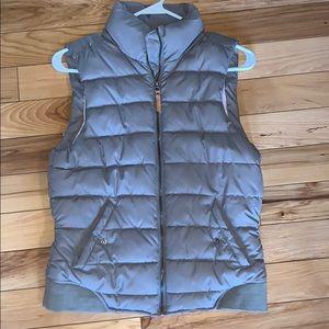 Fall vest jacket